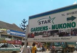Star gardens guesthouse in Mukono is now open for booking on 54homes
